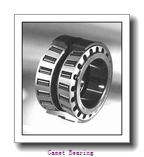 105 mm x 180 mm x 46 mm  105 mm x 180 mm x 46 mm  Gamet 180105/180180C tapered roller bearings
