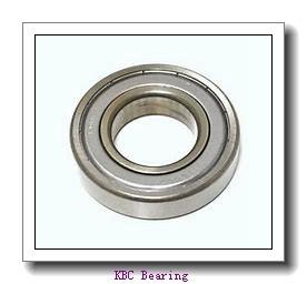 19.05 mm x 45.237 mm x 16.637 mm  19.05 mm x 45.237 mm x 16.637 mm  KBC LM11949/LM11910 tapered roller bearings