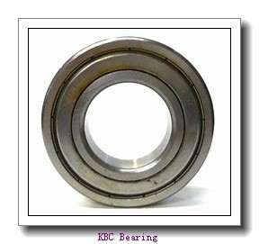 55 mm x 120 mm x 29 mm  55 mm x 120 mm x 29 mm  KBC 6311ZZ deep groove ball bearings