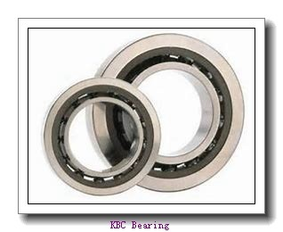 30 mm x 62 mm x 16 mm  30 mm x 62 mm x 16 mm  KBC 6206DD deep groove ball bearings