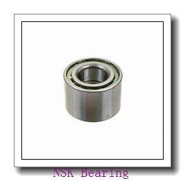 9 mm x 20 mm x 6 mm  9 mm x 20 mm x 6 mm  NSK F699ZZ1 deep groove ball bearings