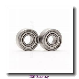 95 mm x 145 mm x 24 mm  95 mm x 145 mm x 24 mm  ZEN 6019 deep groove ball bearings