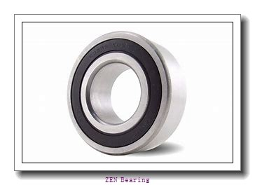 3 mm x 6 mm x 2 mm  3 mm x 6 mm x 2 mm  ZEN MF63 deep groove ball bearings