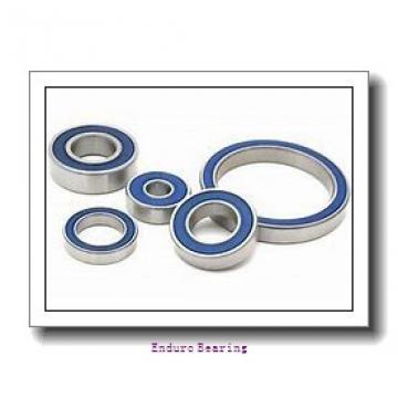 30 mm x 55 mm x 17 mm  30 mm x 55 mm x 17 mm  Enduro GE 30 SX plain bearings