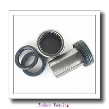 50 mm x 80 mm x 20 mm  50 mm x 80 mm x 20 mm  Enduro GE 50 SX plain bearings