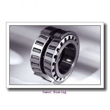 63,5 mm x 127 mm x 32 mm  63,5 mm x 127 mm x 32 mm  Gamet 130063X/130127 tapered roller bearings