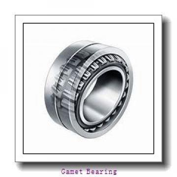 105 mm x 170 mm x 46 mm  105 mm x 170 mm x 46 mm  Gamet 180105/180170C tapered roller bearings