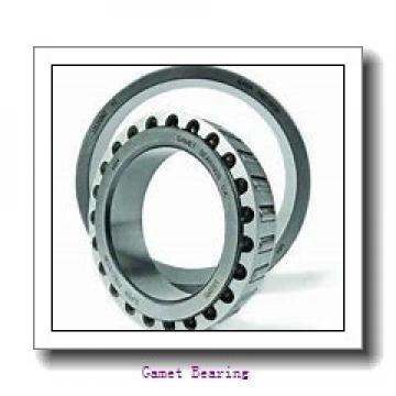 44,45 mm x 93,266 mm x 29 mm  44,45 mm x 93,266 mm x 29 mm  Gamet 111044X/111093XP tapered roller bearings