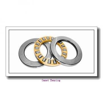 35 mm x 72 mm x 26 mm  35 mm x 72 mm x 26 mm  Gamet 100035/100072C tapered roller bearings