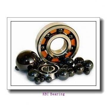 20 mm x 52 mm x 15 mm  20 mm x 52 mm x 15 mm  KBC 6304ZZ deep groove ball bearings