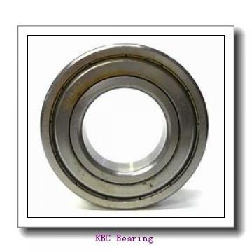 45 mm x 85 mm x 19 mm  45 mm x 85 mm x 19 mm  KBC 6209UU deep groove ball bearings