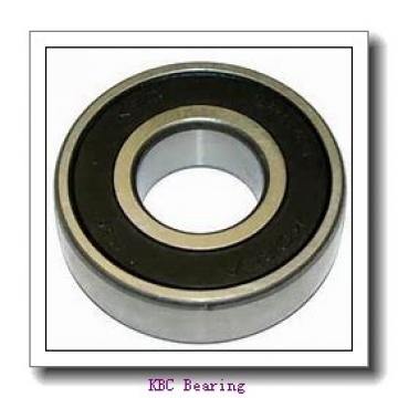 45 mm x 100 mm x 25 mm  45 mm x 100 mm x 25 mm  KBC 6309UU deep groove ball bearings