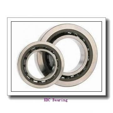 45 mm x 100 mm x 25 mm  45 mm x 100 mm x 25 mm  KBC 6309DD deep groove ball bearings