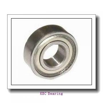 35 mm x 80 mm x 21 mm  35 mm x 80 mm x 21 mm  KBC 6307 deep groove ball bearings