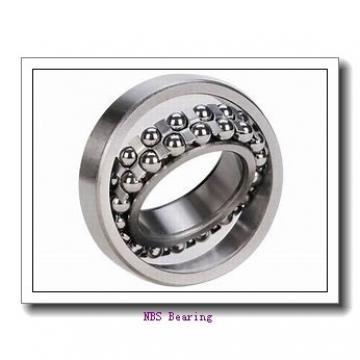 NBS K89312TN thrust roller bearings