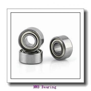 10 mm x 21 mm x 10 mm  10 mm x 21 mm x 10 mm  NMB MBW10VCR plain bearings