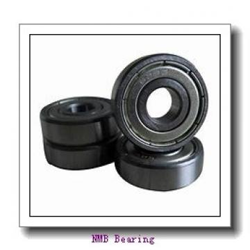 16 mm x 38 mm x 16 mm  16 mm x 38 mm x 16 mm  NMB RBM16 plain bearings