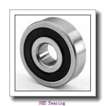 14 mm x 36 mm x 14 mm  14 mm x 36 mm x 14 mm  NMB PBR14FN self aligning ball bearings