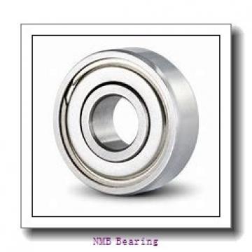 10 mm x 22 mm x 6 mm  10 mm x 22 mm x 6 mm  NMB RF-2210X2HH deep groove ball bearings