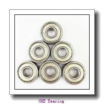 6 mm x 19 mm x 6 mm  6 mm x 19 mm x 6 mm  NMB MBYT6 plain bearings