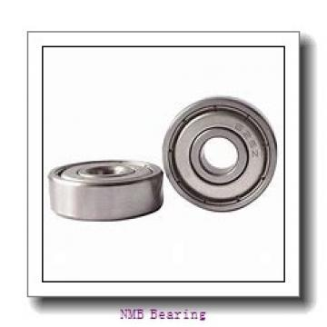 12 mm x 30 mm x 12 mm  12 mm x 30 mm x 12 mm  NMB RBM12 plain bearings