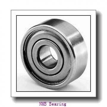 18 mm x 38 mm x 18 mm  18 mm x 38 mm x 18 mm  NMB MBY18VCR plain bearings