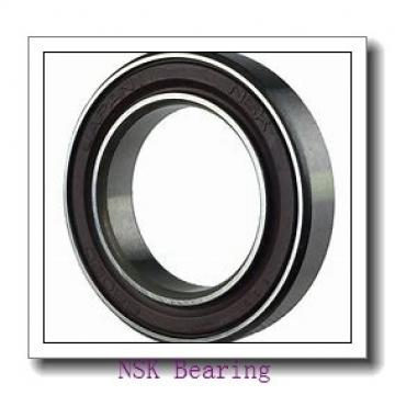 100 mm x 215 mm x 47 mm  100 mm x 215 mm x 47 mm  NSK 6320VV deep groove ball bearings