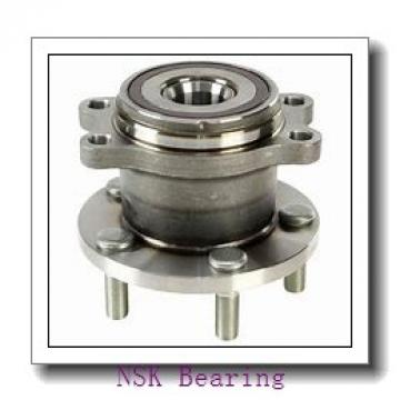 50 mm x 110 mm x 27 mm  50 mm x 110 mm x 27 mm  NSK 7310 A angular contact ball bearings