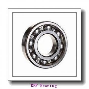9,525 mm x 38,1 mm x 14,2875 mm  9,525 mm x 38,1 mm x 14,2875 mm  RHP MJ3/8 deep groove ball bearings