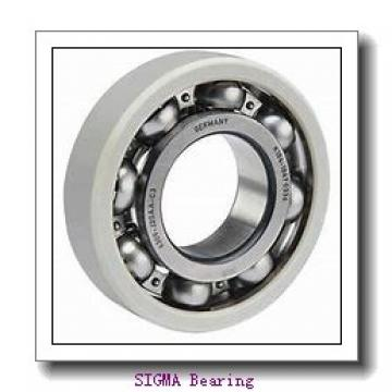 20 mm x 47 mm x 18 mm  20 mm x 47 mm x 18 mm  SIGMA 62204-2RS deep groove ball bearings