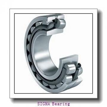 90 mm x 190 mm x 64 mm  90 mm x 190 mm x 64 mm  SIGMA N 2318 cylindrical roller bearings