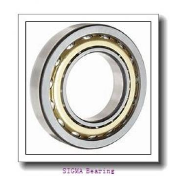 12,7 mm x 41,275 mm x 15,88 mm  12,7 mm x 41,275 mm x 15,88 mm  SIGMA MJT 1/2 angular contact ball bearings