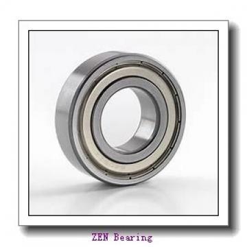 4 mm x 8 mm x 2 mm  4 mm x 8 mm x 2 mm  ZEN MR84 deep groove ball bearings
