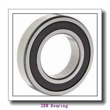 6 mm x 12 mm x 4 mm  6 mm x 12 mm x 4 mm  ZEN MR126-2Z deep groove ball bearings