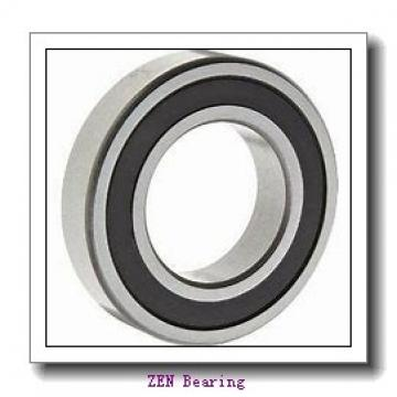 7 mm x 13 mm x 4 mm  7 mm x 13 mm x 4 mm  ZEN MR137-2Z deep groove ball bearings