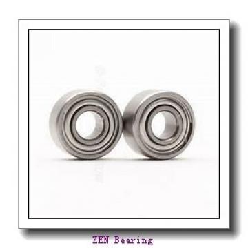 4 mm x 7 mm x 2 mm  4 mm x 7 mm x 2 mm  ZEN SMF74 deep groove ball bearings