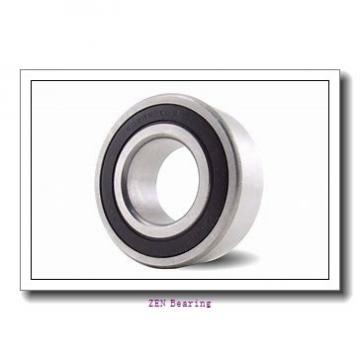6,35 mm x 9,525 mm x 3,175 mm  6,35 mm x 9,525 mm x 3,175 mm  ZEN R168-2Z deep groove ball bearings