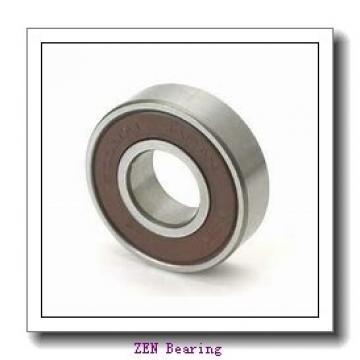 28,575 mm x 53,975 mm x 12,7 mm  28,575 mm x 53,975 mm x 12,7 mm  ZEN R18-2Z deep groove ball bearings