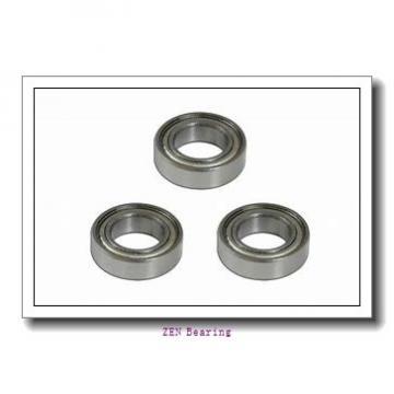 6,35 mm x 9,525 mm x 3,175 mm  6,35 mm x 9,525 mm x 3,175 mm  ZEN FR168-2TS deep groove ball bearings