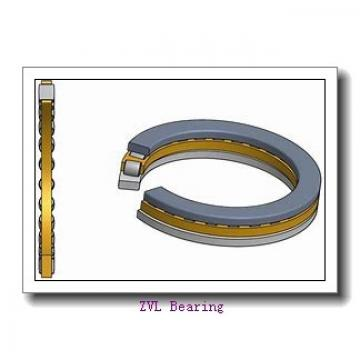 25,4 mm x 50,292 mm x 14,732 mm  25,4 mm x 50,292 mm x 14,732 mm  ZVL K-L44643/K-L44610 tapered roller bearings
