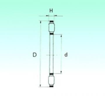 NBS K81128TN thrust roller bearings