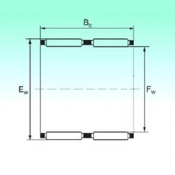 NBS K 80x88x40 - ZW needle roller bearings