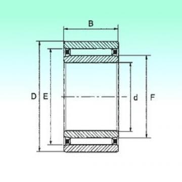 15 mm x 28 mm x 13 mm  15 mm x 28 mm x 13 mm  NBS NAO 15x28x13 needle roller bearings
