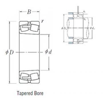 500 mm x 670 mm x 128 mm  500 mm x 670 mm x 128 mm  NSK 239/500CAKE4 spherical roller bearings