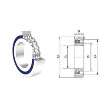 35 mm x 72 mm x 23 mm  35 mm x 72 mm x 23 mm  ZEN S2207 self aligning ball bearings