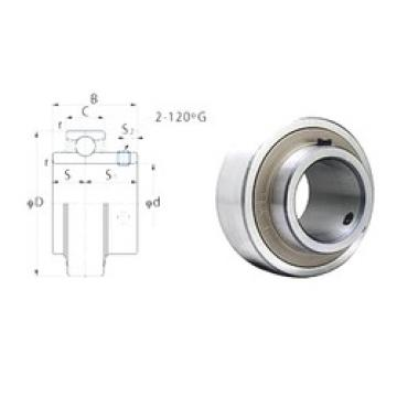 15 mm x 47 mm x 31 mm  15 mm x 47 mm x 31 mm  FYH RB202 deep groove ball bearings