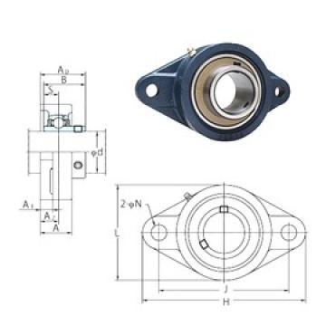 FYH UCFL217-52E bearing units