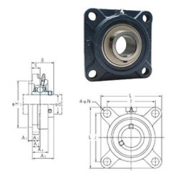 FYH UCFS311-32 bearing units