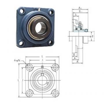 FYH NANF210 bearing units