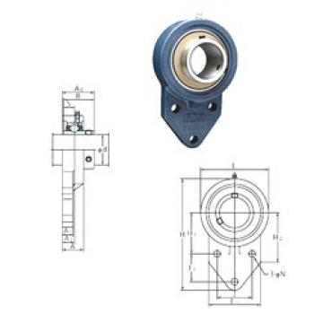 FYH UCFB209 bearing units